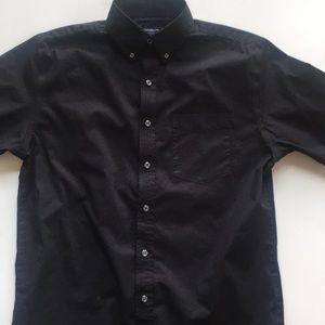 CROFT & BARROW S/S Button Down Shirt